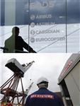 Paris et berlin cherchent une position commune sur eads-bae