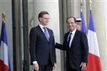 Europe : paris et helsinki pour des décisions rapides pour madrid