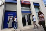 Deux des premières banques grecques discutent pour fusionner
