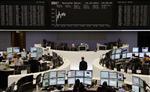 Les bourses européennes en nette baisse à la mi-séance