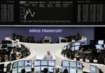Europe : les bourses européennes en recul à la mi-journée