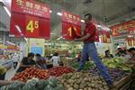 Inflation contenue en septembre en chine