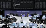 Les bourses européennes accentuent leurs gains à mi-séance