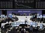 Europe : les bourses européennes chutent lourdement en clôture