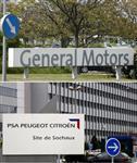 Quatre projets de véhicules en commun pour psa et gm
