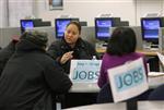 Recul plus marqué que prévu des inscriptions au chômage aux usa