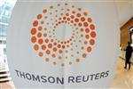 Marché : Recul du bénéfice opérationnel de Thomson Reuters au 3e trimestre