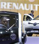 Renault espère un accord sur la compétitivité d'ici janvier-CGT
