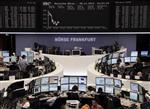 Marché : Les Bourses européennes évoluent en baisse à la mi-séance