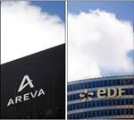 EDF et Areva signent un premier accord avec le chinois CGNPC