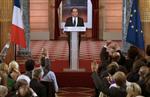 Marché : François Hollande défend ses choix économiques face à la crise