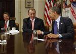 Marché : Démocrates et républicains se renvoient la balle sur le budget