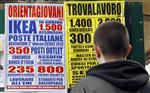 Marché : Nouveau record du taux de chômage à 11,1% en Italie en octobre