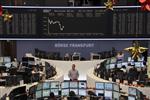 Gains limités sur les marchés européens à mi-séance