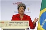Le Rafale attendra la reprise au Brésil prévient Rousseff