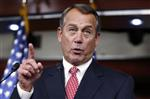 Marché : Boehner serait prêt à accepter une hausse d'impôts aux USA