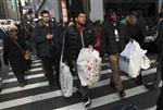 Marché : Démarrage en demi-teinte des ventes de fin d'année aux USA