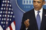 Marché : Nouvelle mise en garde d'Obama sur le