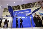 Forte hausse des ventes de Boeing en 2012