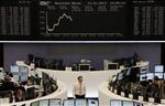 Les Bourses européennes conservent leurs gains à la mi-séance