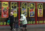 Marché : Le taux d'inflation britannique progresse de 2,7% sur un an