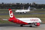 Marché : Air Berlin va supprimer 900 postes, près de 10% de ses effectifs