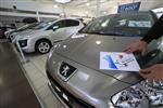 Léger recul des commandes de voitures en France en décembre