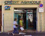 Crédit agricole prévoit une dépréciation au 4e trimestre