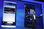 Marché : RIM change de nom et lance le BlackBerry 10 pour rebondir