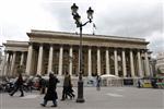 Les Bourses européennes autour de leurs plus hauts de 3 semaines