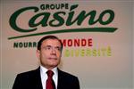 Les résultats 2012 de Casino dopés par l'international