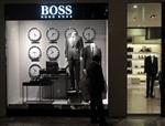 Marché : Hugo Boss prévoit une croissance du CA et du bénéfice sous 10%