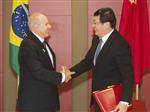 Marché : Chine et Brésil signent un accord sur le commerce et les changes