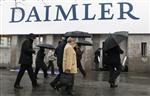 Daimler tirera 1,34 milliard des parts revalorisées dans EADS