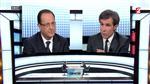 Marché : Hollande annonce que les entreprises paieront la taxe à 75%