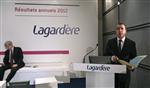 Lagardère cède ses parts dans le groupe Amaury