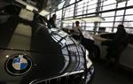 BMW fait mieux qu'Audi et Mercedes au 1er trimestre 2013