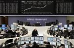 Europe : Les Bourses européennes finissent en forte hausse