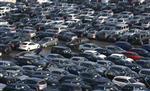 Nouveau recul des commandes de voitures neuves en mars