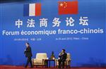 Areva annonce plusieurs accords stratégiques en Chine