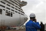 Marché : STX n'exclut pas de vendre ses chantiers navals français