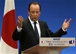 Europe : Paris soutient l'accord de libre-échange UE-Japon, dit Hollande