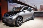 Marché : BMW anticipe des ventes significatives de sa voiture électrique