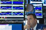 Wall Street : Les financières font leur come-back à Wall Street