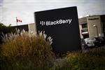 Marché : Accord pour le rachat de BlackBerry à 4,7 milliards de dollars