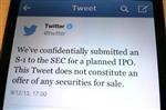 Marché : Twitter présenterait cette semaine son projet d'entrée en Bourse