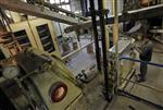 Marché : L'activité manufacturière proche de la croissance en France