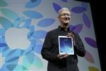 Apple dévoile un nouvel iPad, son OS nouvel devient gratuit