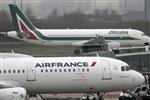 Air France-KLM ne compterait pas aider à recapitaliser Alitalia