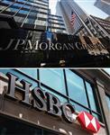 HSBC et JPMorgan en haut de la liste des banques systémiques
